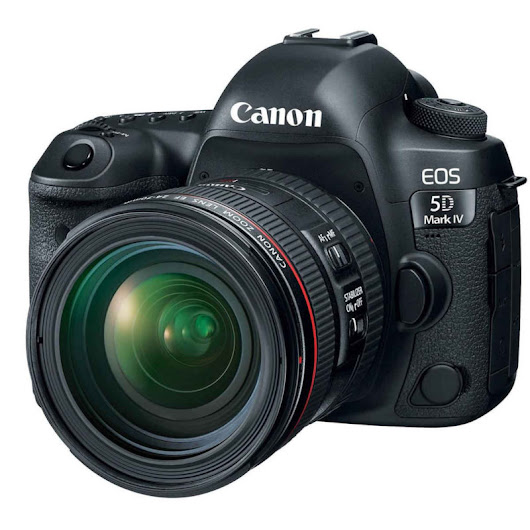 Canon EOS 5D Mark IV tutorial videos (4K video, AF, AWB, GPS, Live View, more) - CanonWatch