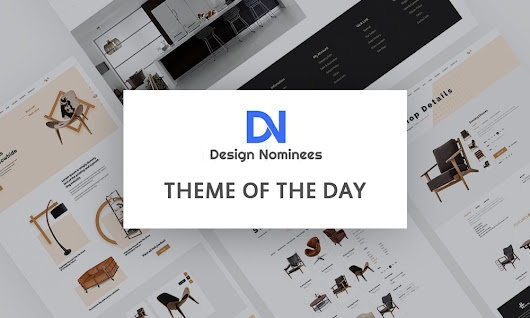 H Decor: Winner for Theme of the Day! - Lunartheme - Wordpress Theme, Free HTML | PSD templates