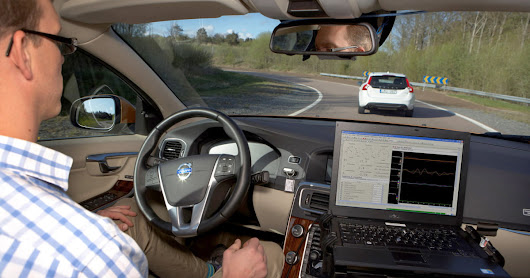 Brain-controlled car can drive you in a straight line