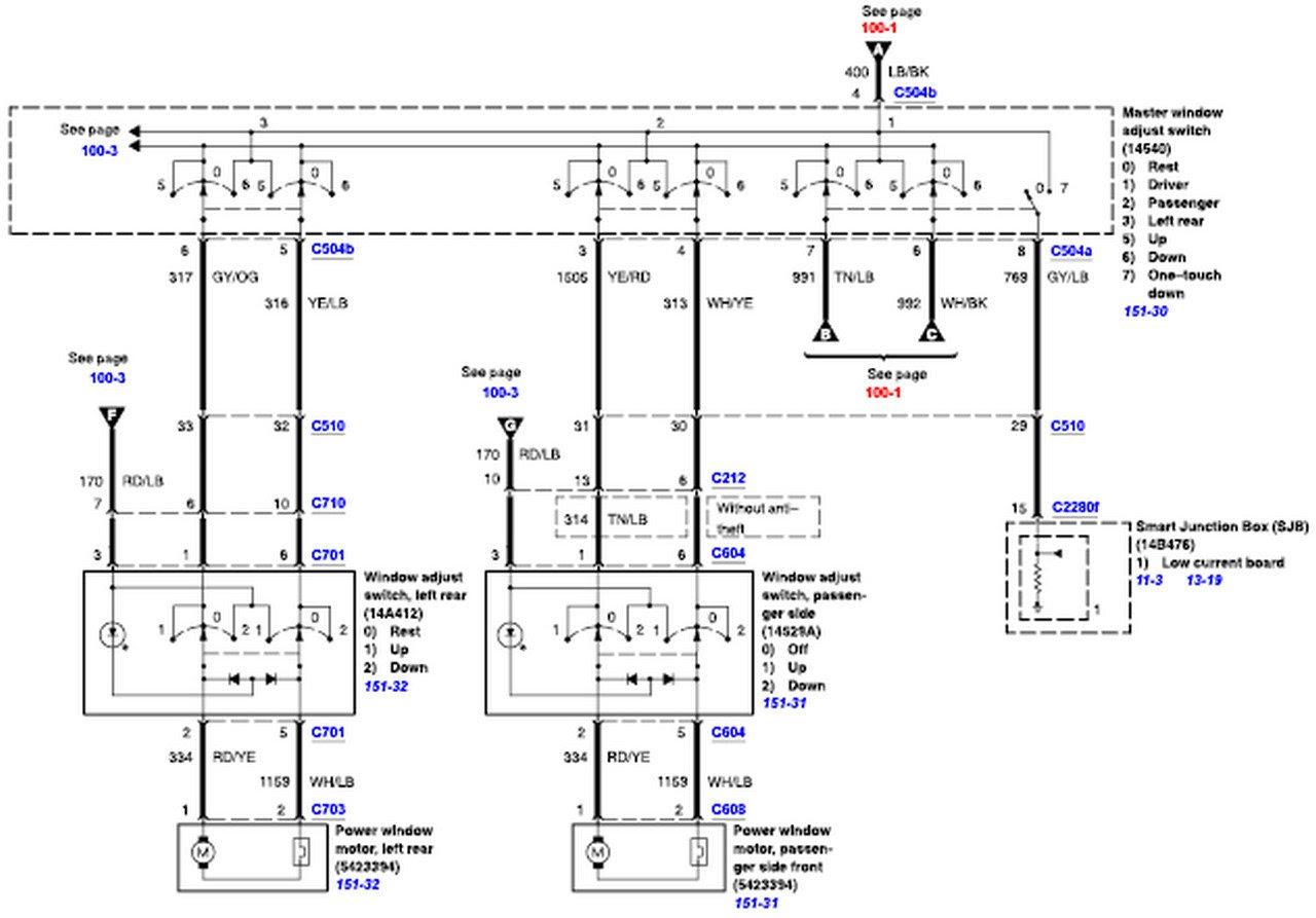 86 Ford Tauru Wiring Diagram