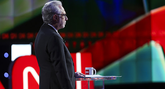 The Trouble With Wolf Blitzer - POLITICO Magazine