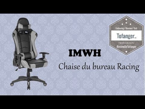 Gaming TofangerImwh Chaise Bureau Tests De Racing Les BoeCdx
