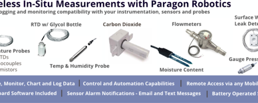 Wireless Sensor Logging and Monitoring Systems