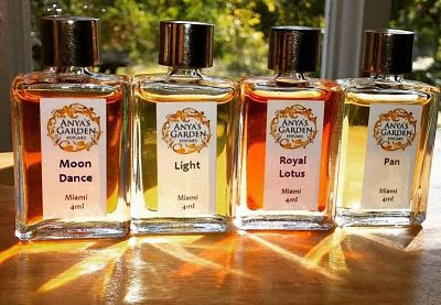 Perfume in the Sunlight - Anya's Garden Natural Perfumes