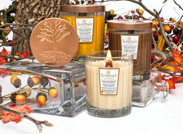Buy Timberwick Tumbler 3-pack Scented Wax Candles at ...