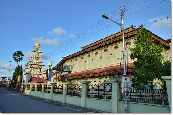 Masjid Muhammadi @ Kota Bharu