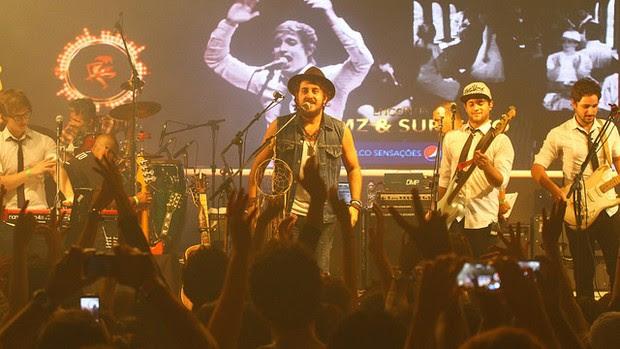 Jamz e Suricato trouxerão versões de sucessos e músicais autorais (Foto: Adenilson Nunes/COOFIAV/Divulgação)