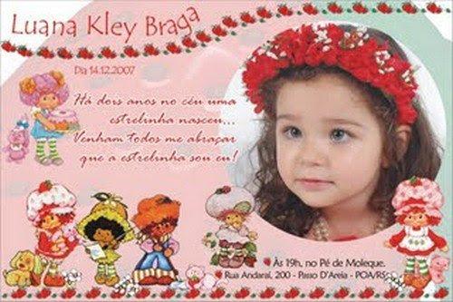Convites De Aniversário Infantil Avaré Guia Avaré Guia Oficial