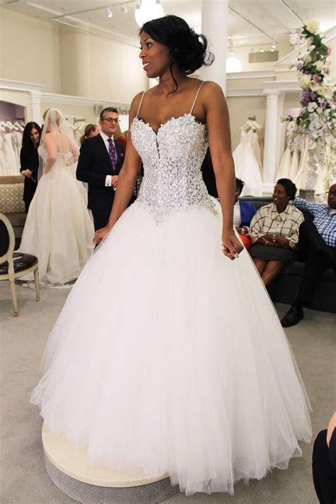 Season 14 Featured Dress: Pnina Tornai. All bling top