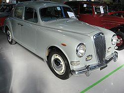 Lancia Aurelia B10 Sedan Berlina 1951