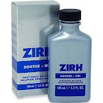 Zirh Soothe Gel Post-Shave Solution, 3.3 oz.