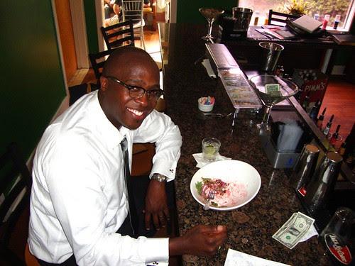 Curtis Joseph @ Stir Tapas, Shreveport by trudeau