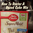 Doctored Cake Mix