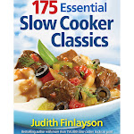 175 Essential Slow Cooker Classics Recipe Book by Judith Finlayson, Paperback by VM Express