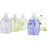 Prince & Spring Liquid Hand Soap Multipack 4 x 7.5 oz HandSoap4pk