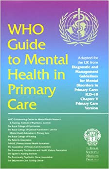 WHO Guide to Mental Health in Primary Care: Amazon.co.uk ...