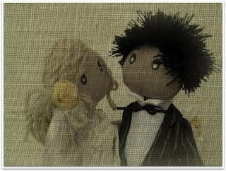 Arriva lo sposo.....