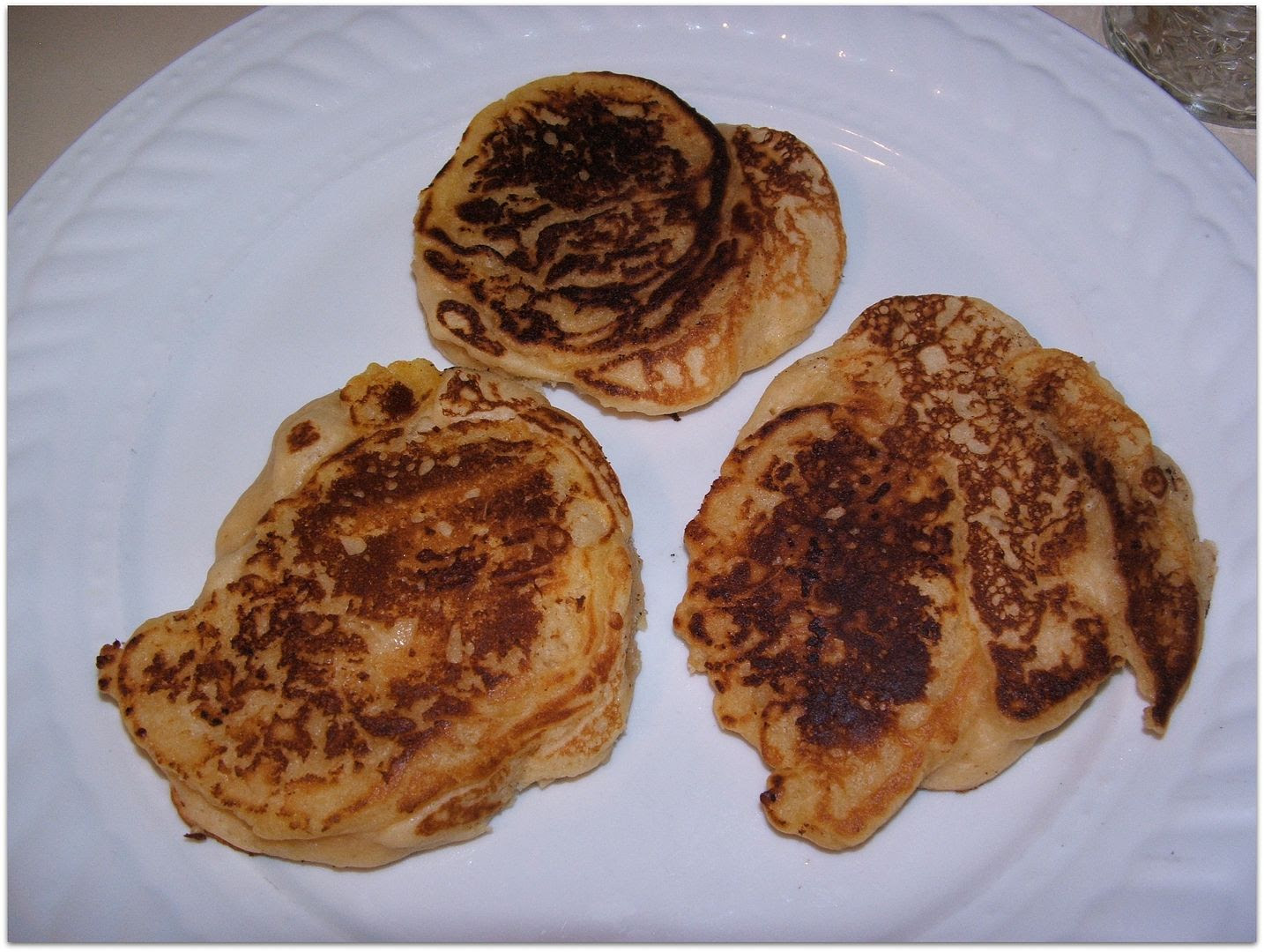 Peanut Butter Pancakes with Grape Syrup by Angie Ouellette-Tower photo 008_zps5f911230.jpg