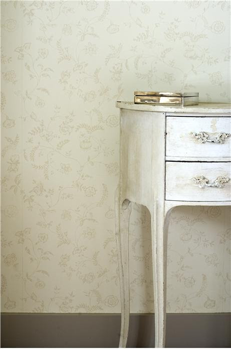 Modern Country Style: Case Study: Farrow and Ball Mouse's Back