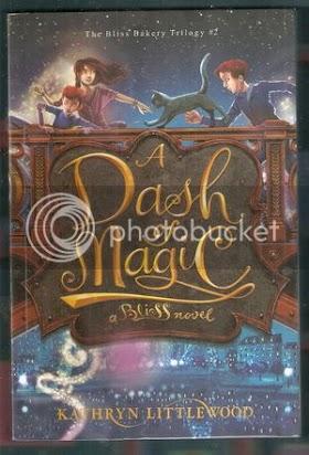 A DASH OF MAGIC REVIEW
