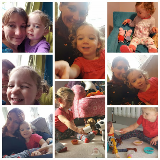 Little Miss is 2! - Becoming a Stay at Home Mum