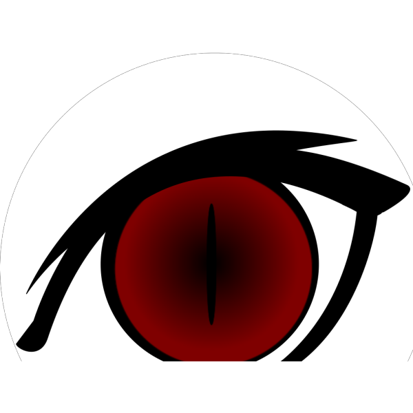 Download Angry Anime Eyes Png | PNG & GIF BASE