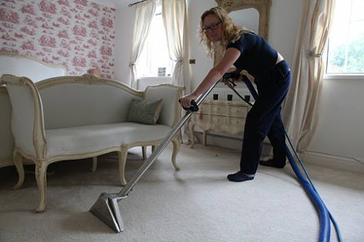 Carpet Cleaning Cwmbran - Award Winning Local Company