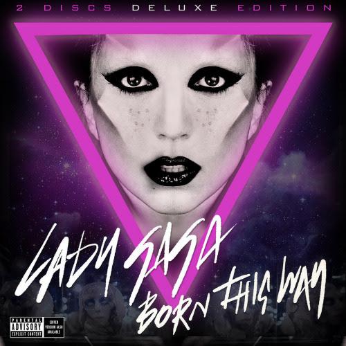 lady gaga born this way deluxe cd cover. Lady GaGa Born This Way