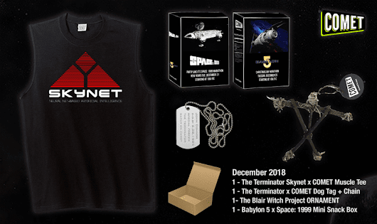 COMET & CHARGE! December Giveaway! - In Our Spare Time