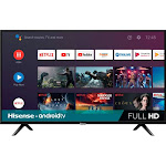 "Hisense - 32"" Class H5500 Series LED HD Smart Android TV"