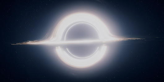 How Building a Black Hole for Interstellar Led to an Amazing Scientific Discovery | WIRED