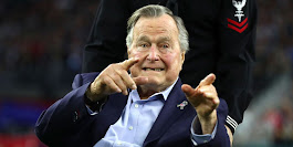 Another Woman Has Come Forward Accusing George H.W. Bush of Groping Her in 1992