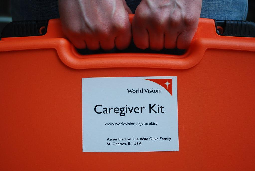 Caregiver Kit