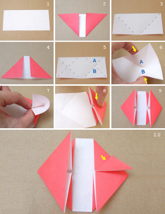 Origami Heart Collections 1