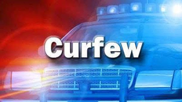 12-hour curfew at Kandy