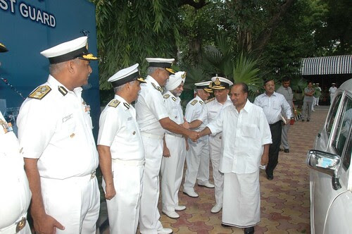 31ST COAST GUARD COMMANDERS' CONFERENCE by Chindits