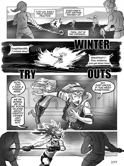 Hockey, Love, & GUTS! – Chapter 8 – Page 177