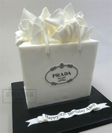 Prada Shopping Bag   Empire Cake