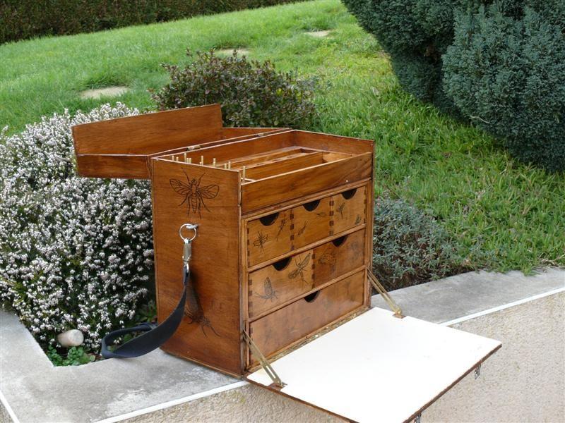 Fabrication d 39 une table de montage ambulante blog du club mouche de hau - Materiel pour patiner un meuble ...