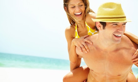 Laser Hair Removal at Laser Beauty Med (50% Off). Seven Options Available.