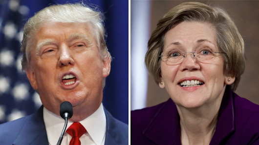 Trump denies offering $1 million for Warren DNA test, even though he did