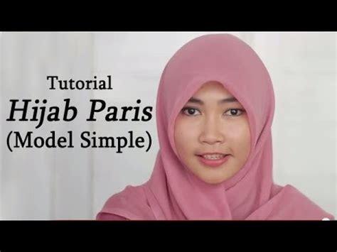tutorial hijab simpel newhairstylesformencom