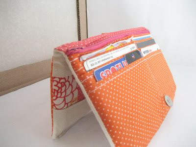patchwork bi-fold wallet tutorial