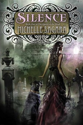 Silence (The Queen of the Dead #1) by Michelle Sagara West - out 1st May 2012