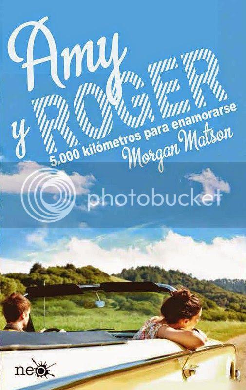 Reseña: 'Amy & Roger: 5.000 km para enamorarse', Morgan Matson