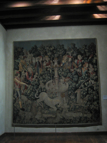 The Unicorn is Found, South Netherlandish, c. 1495-1505 _7848 (m)