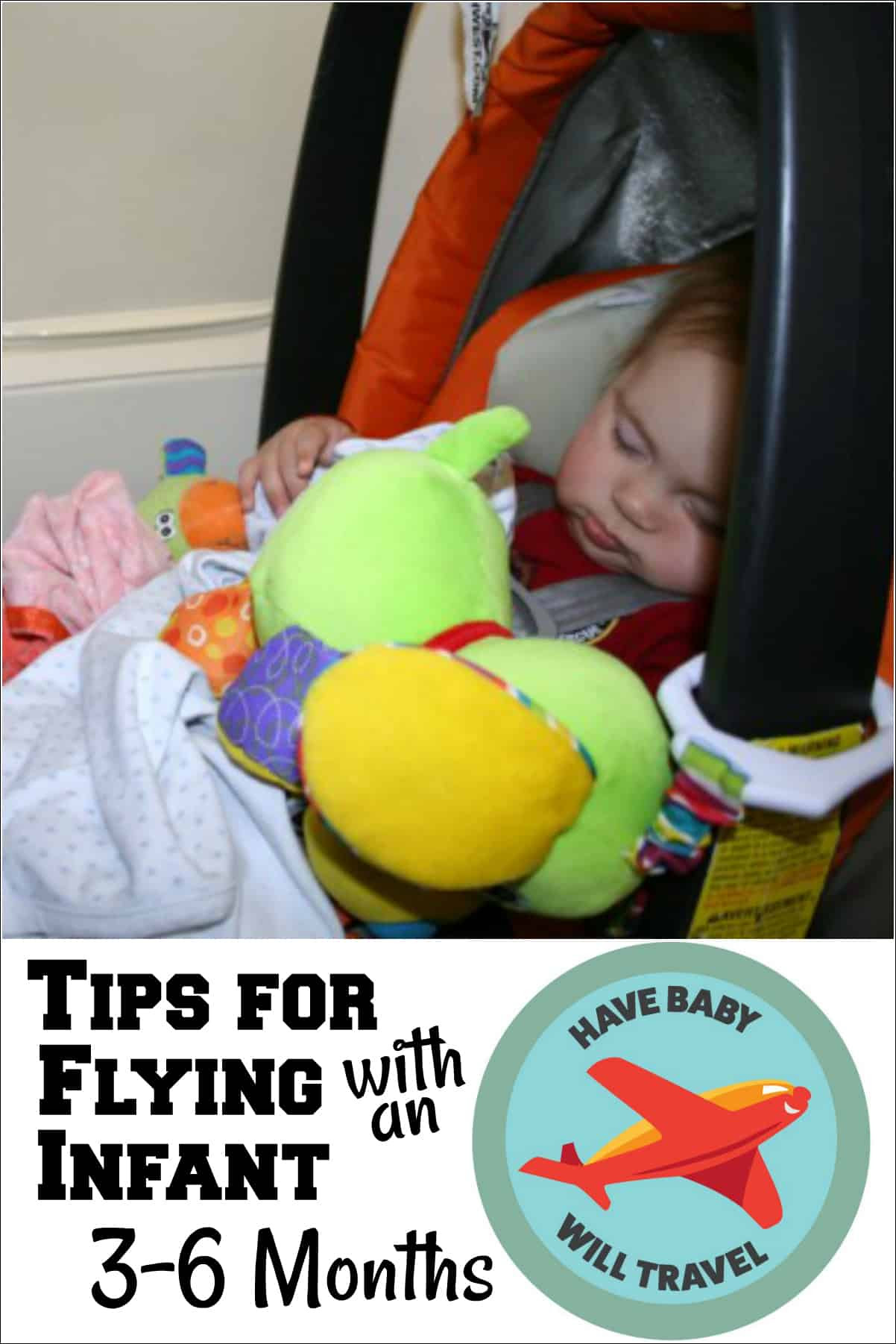 Flying with Baby: Travel Tips for Flying with an Infant 3 ...