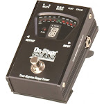 On-Stage GTA7800 True Bypass Pedal Tuner