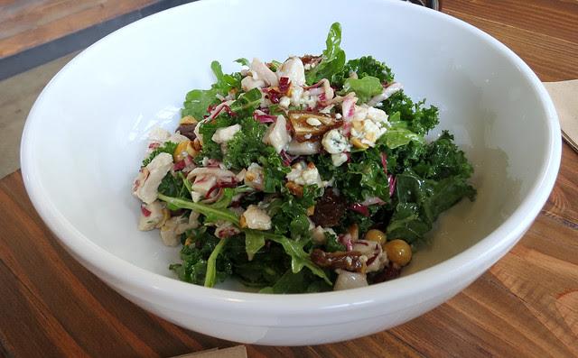 Mediterranean chicken salad, Sycamore Kitchen