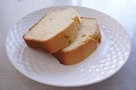Simply Good Eating  » Orange Pound Cake